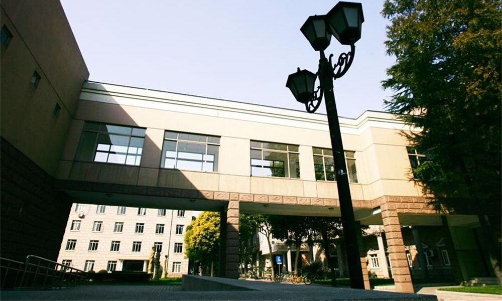 上海财经大学教学楼