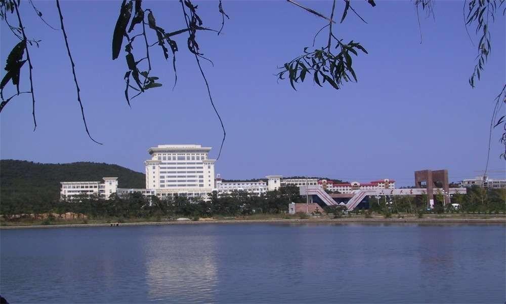 山东大学美景