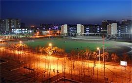北京理工大学夜景