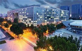 北京航空航天大学新主楼夜景