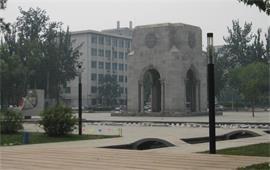 天津大学校景