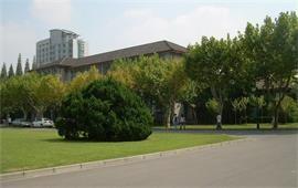 华东师范大学景色