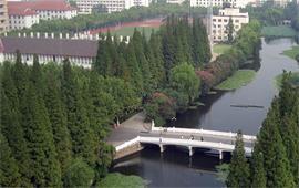 华东师范大学美景