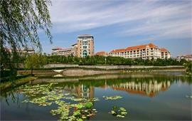 中国海洋大学风景