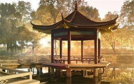 华中科技大学景观