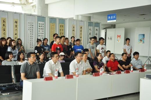 湖北师范大学艺术展活动