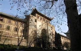 武汉大学建筑