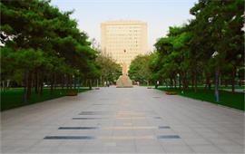北京邮电大学校景
