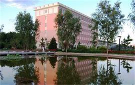 北京化工大学校园风光
