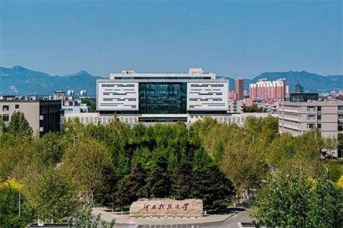 河北科技大学校园风景图02