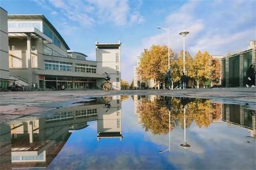 河北科技大学校园风景图03
